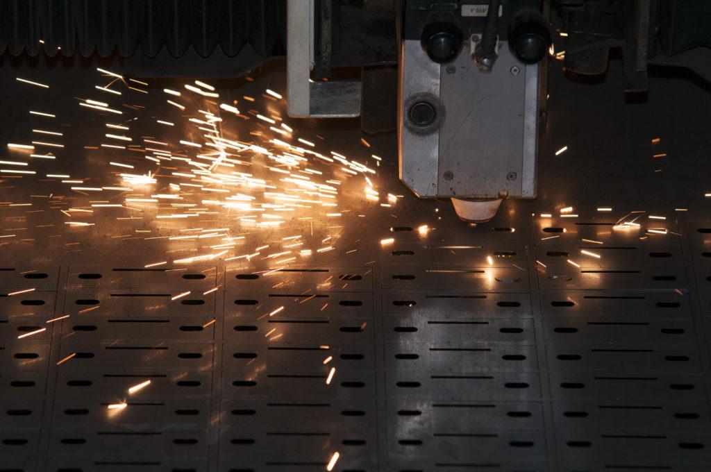 Velox Trade cięcie laserem